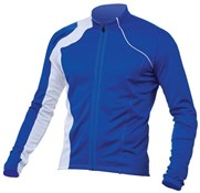 Offset Long Sleeve Cycling Jersey