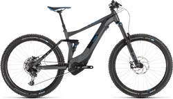 "Product image for Cube Stereo Hybrid 140 Race 500 27.5"" 2019 - Electric Mountain Bike"