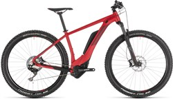 "Product image for Cube Reaction Hybrid Race 500 27.5""/29er 2019 - Electric Mountain Bike"