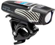 Product image for NiteRider Lumina 1200 Oled Boost Front Light