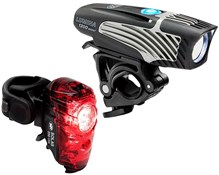 Product image for NiteRider Lumina 1200 Boost/Solas 250 Combo Light Set