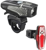 Product image for NiteRider Lumina 1000 Boost/Sabre 80 Combo Light Set