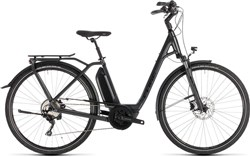 Product image for Cube Town Sport Hybrid Pro 500 Easy Entry 2019 - Electric Hybrid Bike