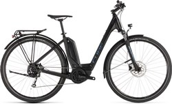 Product image for Cube Touring Hybrid One 400 Easy Entry 2019 - Electric Hybrid Bike