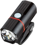 Guee SOL 300 Headlight +COB-X Red Light Set