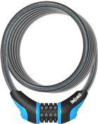 Product image for OnGuard Coil Combo Cable Lock