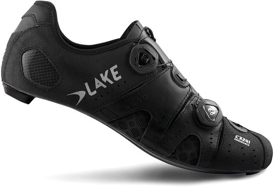 Lake CX241 CFC Wide Fit Road Shoe