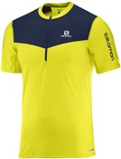Product image for Salomon Fast Wing HZ Short Sleeve Tee