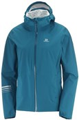 Product image for Salomon Lightning WP Waterproof Womens Running Jacket