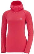 Product image for Salomon Lightning Pro Long Sleeve Womens Running Hoodie / Jersey