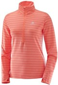 Product image for Salomon Lightning HZ Womens Long Sleeve Running Jersey