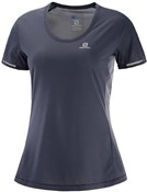Product image for Salomon Agile Short Sleeve Womens Running Tee
