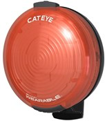 Product image for Cateye Sync 35/40 Lm Wearable Rear Light