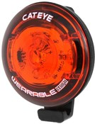 Product image for Cateye Wearable Mini Rear Light
