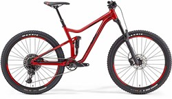 "Product image for Merida One-Forty 600 27.5"" Mountain Bike 2019 - Full Suspension MTB"