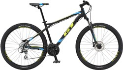 "Product image for GT Aggressor Expert 27.5"" - Nearly New - L - 2018 Mountain Bike"
