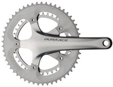Product image for Shimano Dura-Ace FC7800 Double Chainset