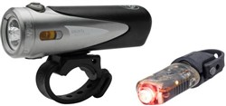 Product image for Light and Motion Urban 700 Tundra Vya TL50 Light Set
