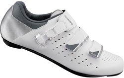 Product image for Shimano RP3 SPD-SL Road Widefit Shoes