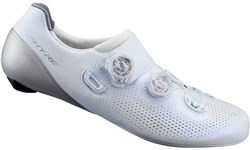 Product image for Shimano RC9 SPD-SL Road Widefit Shoes