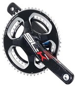 Product image for FSA SL-K DB 386Evo Road Chainset