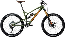 Product image for Nukeproof Mega 275 Carbon Factory 27.5 Mountain Bike 2019 - Full Suspension MTB