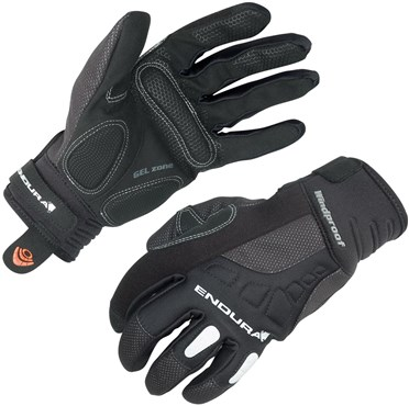 Image of Endura Dexter Long Fingered Cycling Gloves AW16