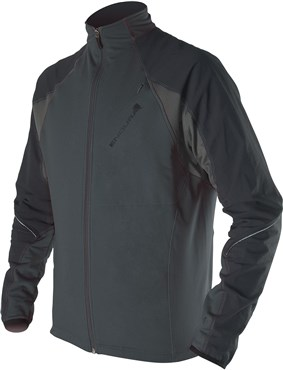 Image of Endura MT500 Long Sleeve Full Zip Cycling Jacket SS16