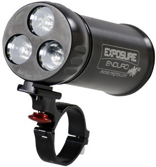 Exposure Enduro Maxx 2 Rechargeable Light