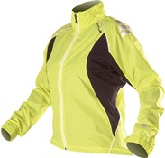 Laser Womens Waterproof Cycling Jacket
