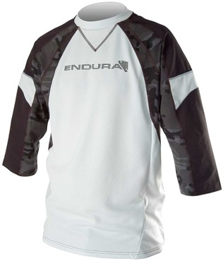 Image of Endura MT500 Burner 3/4 Cycling Jersey