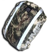 Hi-viz Hump Waterproof Light (sand) Camo Rucksack Cover