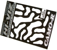 Hi-viz Reflective Camouflage Sticker Kit