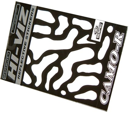 Hump Hi-viz Reflective Camouflage Sticker Kit