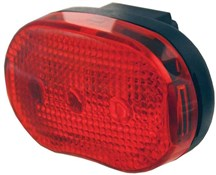 3 LED Kidney Rear Light