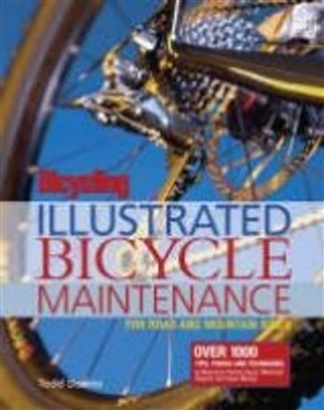 Image of Books Illustrated Bicycle Maintenance