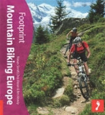 Books Mountain Biking Europe