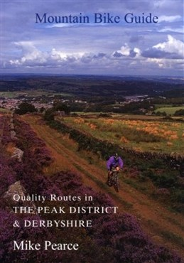 Books Mountain Bike Guide - Peak District and Derbyshire