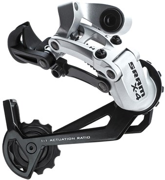 Image of SRAM X4 Rear Derailleur - 7/8 Speed