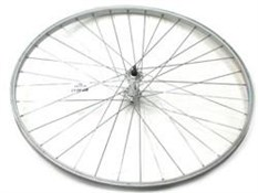 700c Alloy Nutted Front Wheel