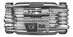Product image for Crank Brothers Multi 17 Cycling Multi Tool