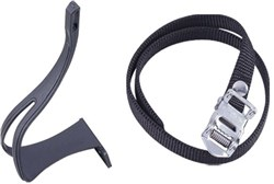 ETC Road Toeclips inc Straps