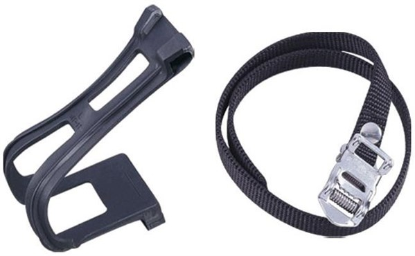 ETC Toeclip Mtb Resin Inc Straps