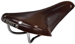 Brooks Team Pro Classic Racing Saddle