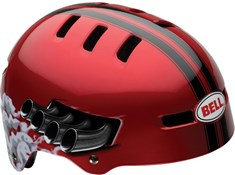 Fraction Youth Skate Style Helmet