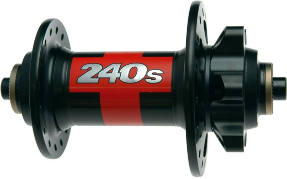 Image of DT Swiss 240s MTB Front Disc 6 Bolt Hub