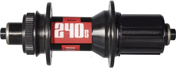 DT Swiss 240s Centre-lock Rear Disc Hub