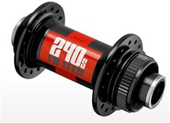 240s Centre-lock 15 mm Thru Axle Front Disc Hub