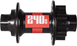 240s 6-bolt Thru Axle Disc Front Hub