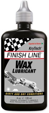 Image of Finish Line Krytech 120ml Lubricant Bottle